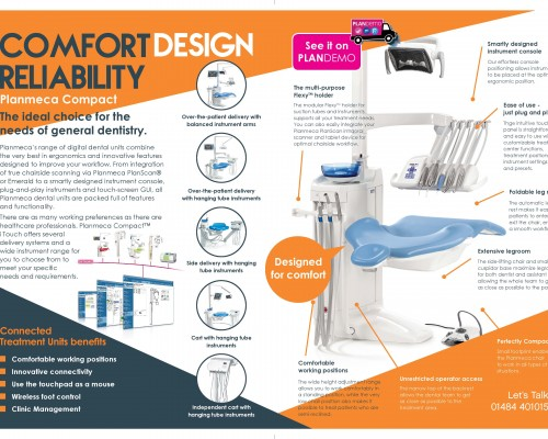 Comfort Design and Reliability