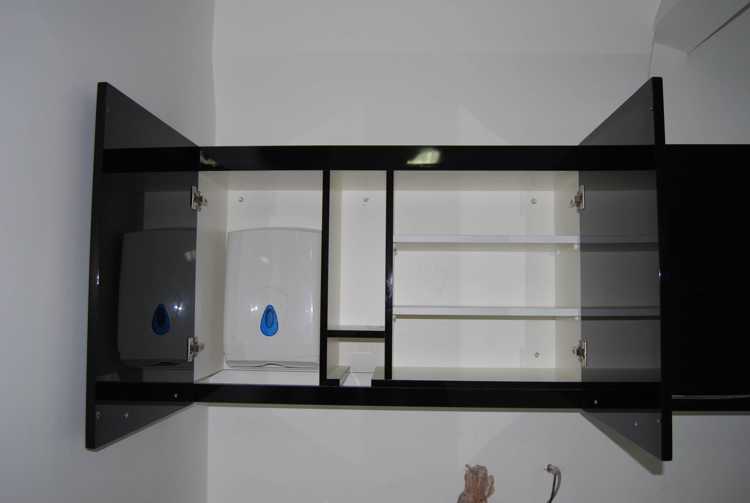 Dispensing Wall Unit